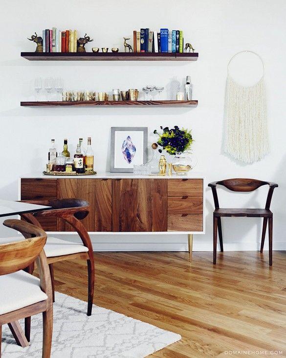 Domaine Modern bar